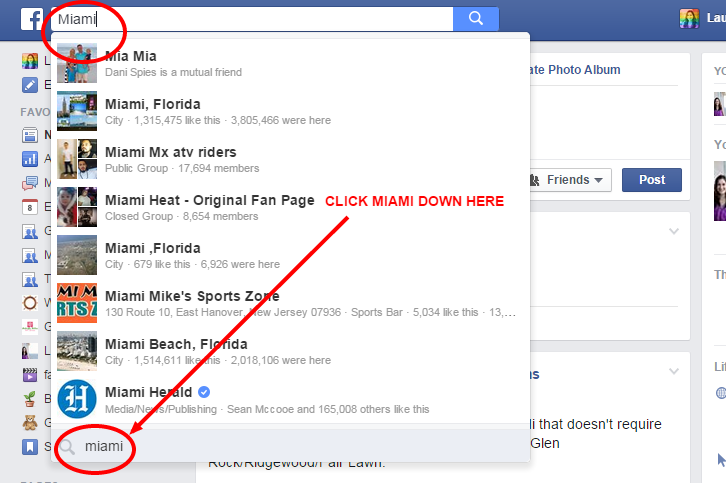 My Tricks to Finding Hidden, Local, Facebook Groups - Laura